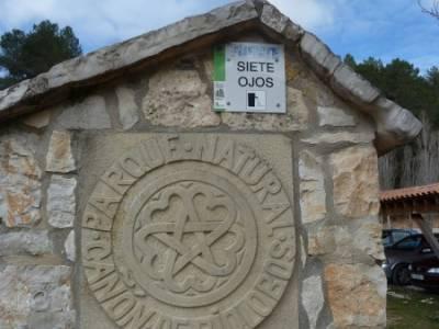 Integral Cañón Río Lobos; excursiones y senderismo; fin de semana senderismo;naturaleza viajes